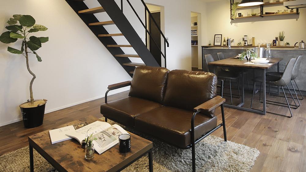 デザイン規格住宅ラシアスタイル