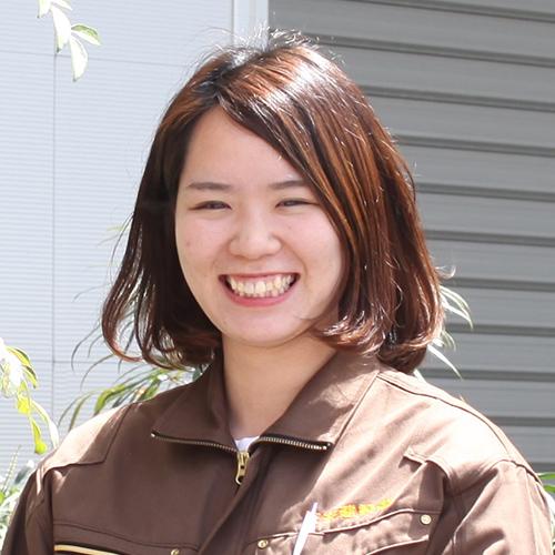 上田花那子